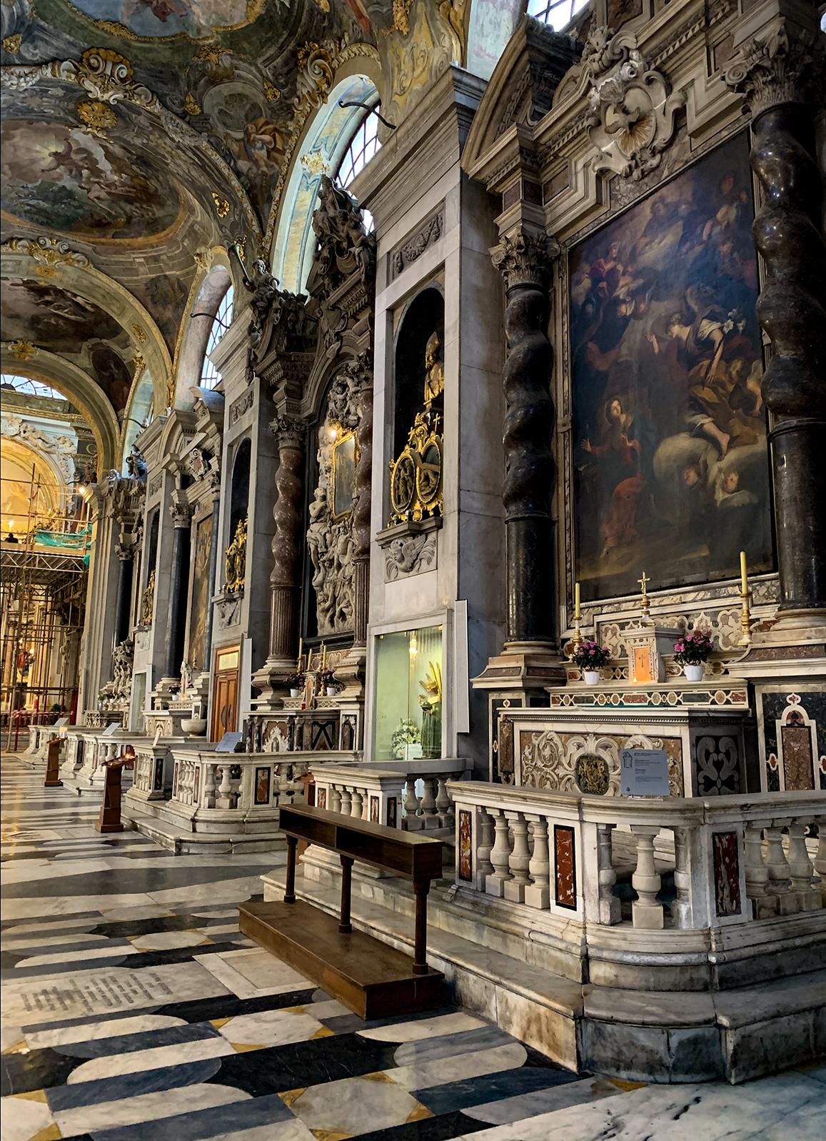 Genova e la Liguria sono meravigliose – Centro Storico – Chiesa delle Vigne